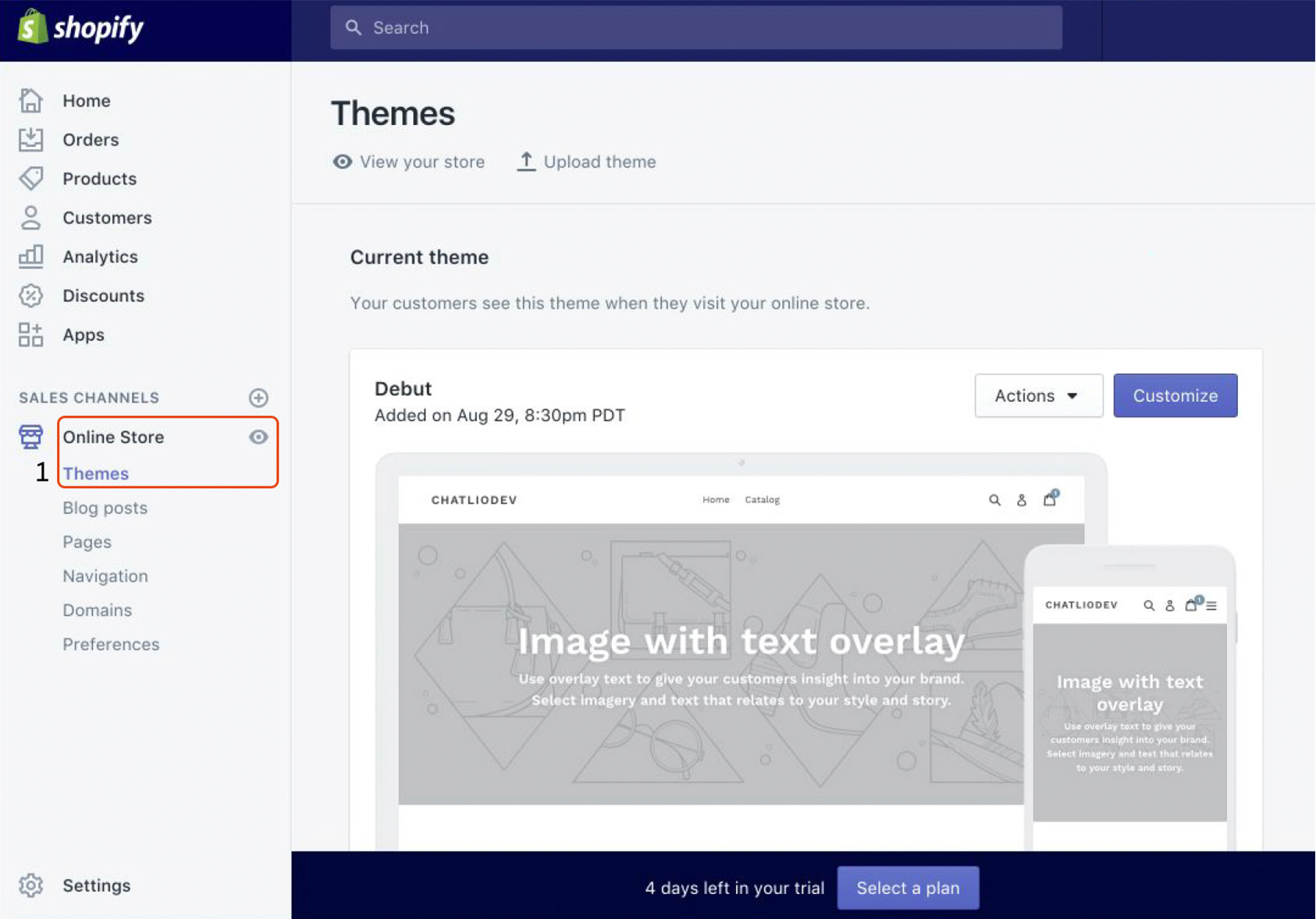 Shopify Web Accessibility