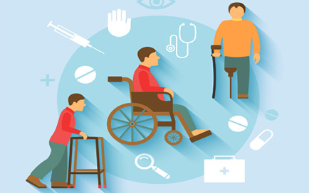 Accessibility law for persons with disabilities